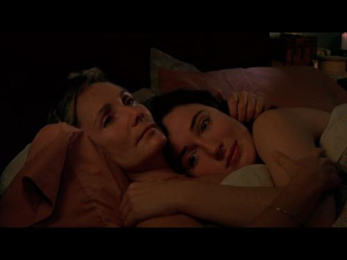 lesbian one night